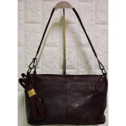 Woman leather handbag M-618