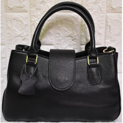 Woman leather handbag M-622