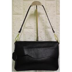 Woman leather handbag M-623