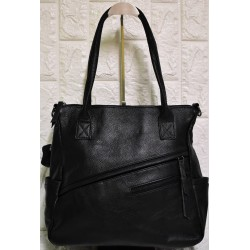 Woman leather handbag M-619
