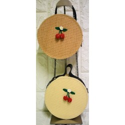 Straw woman  bag P-503