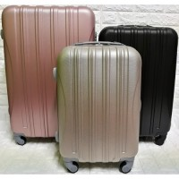 SUITCASE OF 3 PIECES 8016