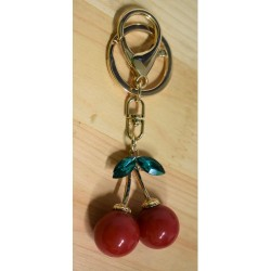 Cherry-Key ring