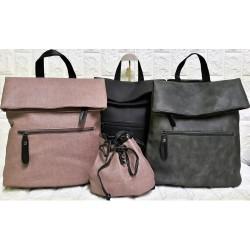 Woman bagpack M-412