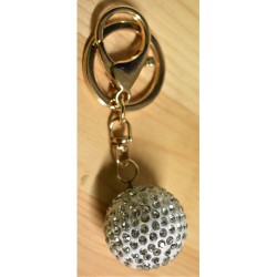 "Key ring ""ball"""