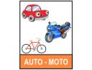 Auto - Moto - Bicycles