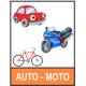 Auto / Moto / Bicycles