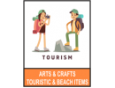 TOURISTIC & BEACH ITEMS
